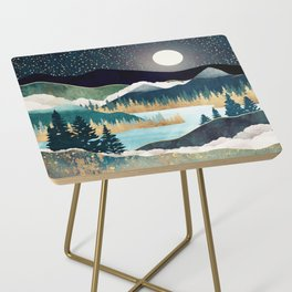 Star Lake Side Table