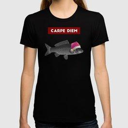 CHRISTMAS CARPE DIEM T-shirt