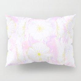 A Pastel Reverie Pillow Sham