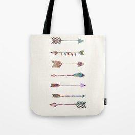 seven arrows Tote Bag