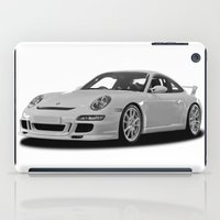 porsche iPad Cases featuring Porsche Car by cjsphotos