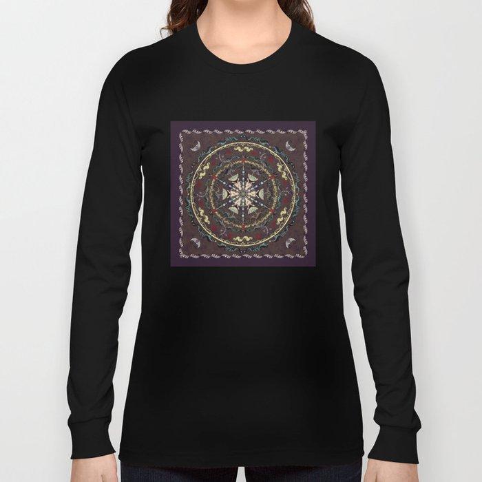 The Source Mandala Long Sleeve T-shirt