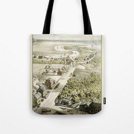 Newark 1820 Tote Bag