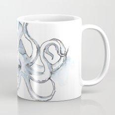Paper Nautilus, Argonaut Coffee Mug