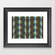 Border Design Framed Art Print
