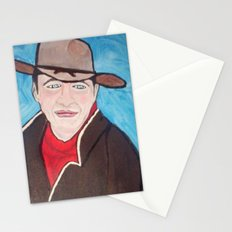 Young John Wayne Stationery Cards