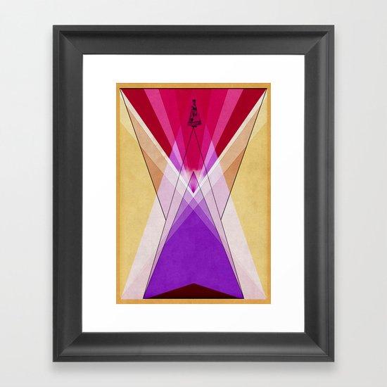 raymiss Framed Art Print