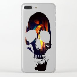 Ill-Fated Entry Clear iPhone Case