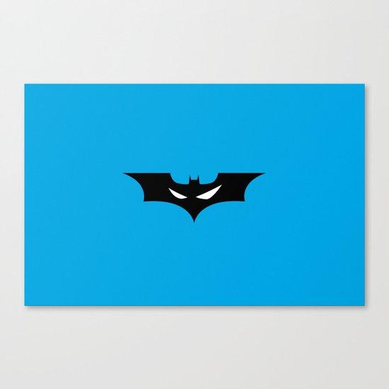 Batman_02 Canvas Print