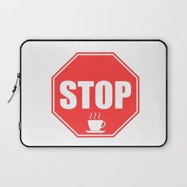 STOP Laptop Sleeve