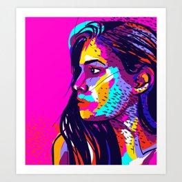 Maria Art Print