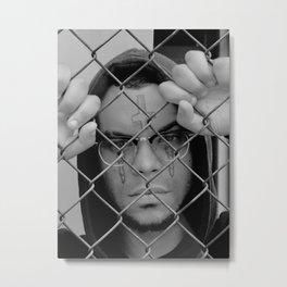carlos Metal Print