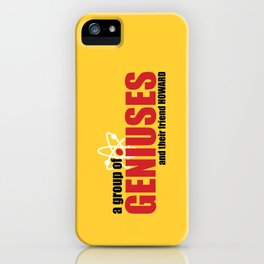 You're in My Spot iPhone Case