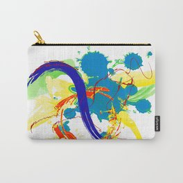 flying paint Carry-All Pouch