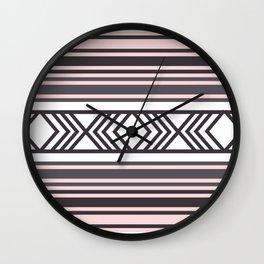 American Native Pattern No. 44 Wall Clock