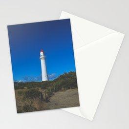 Split Point Lighthouse Stationery Cards