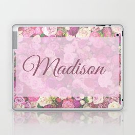 Rosey Day Laptop & iPad Skin
