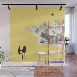Painter Wall Mural