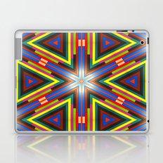 Color My World Byte By Byte Laptop & iPad Skin