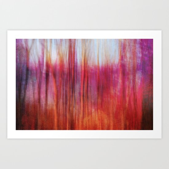 woodlands II Art Print