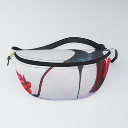 Luxury shoes Fanny Pack