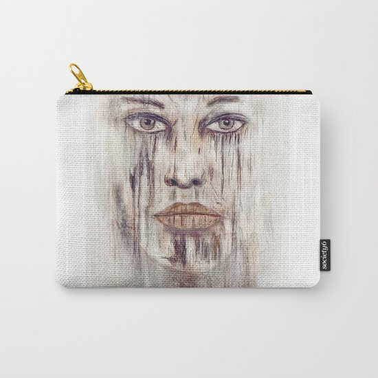 Old thoughts ! Carry-All Pouch