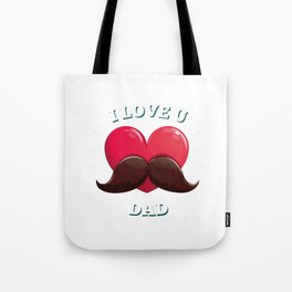 Father day Tote Bag