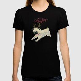 Deer Pug T-shirt