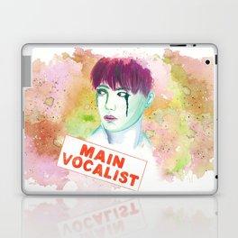 Main Vocalist Laptop & iPad Skin
