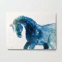Horse (Meadow 2) Metal Print