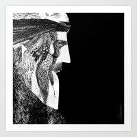 The Magi Art Print
