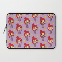 Japanese doll Laptop Sleeve
