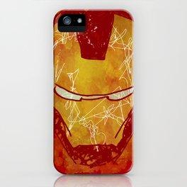 The Iron Mask iPhone Case