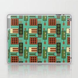 Retro Geodesic Laptop & iPad Skin