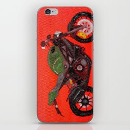 Ducati Monster Diesel Bike iPhone Skin