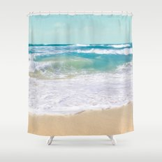 The Ocean Shower Curtain