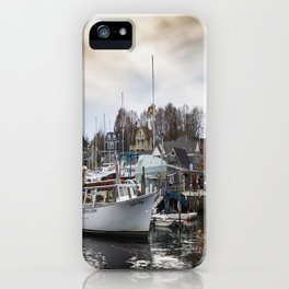 Kennebunkport Habor  iPhone Case