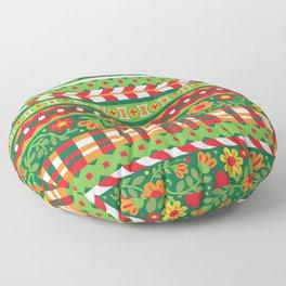 Sommer Stripes Floor Pillow