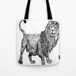 λιοντάρι  Tote Bag