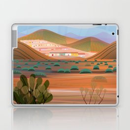 Copper Town (Square) Laptop & iPad Skin