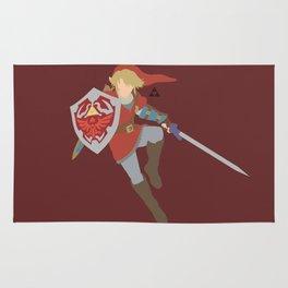 Link(Smash)Red Rug