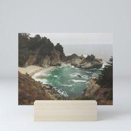 Big Sur - Julia Pfeiffer Mini Art Print