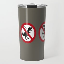 Prohibited Travel Mug