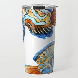 Fishes 03 Travel Mug