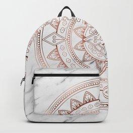 Mandala Boho Bohemian II Backpack