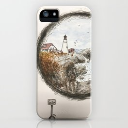 We All Need An Escape iPhone Case