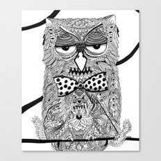 Owl 21516 Canvas Print