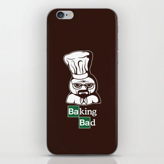 Baking Bad iPhone & iPod Skin