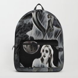 The Ghost of a Goddess, Ghostly Planetary Smoke of Dreams Backpack
