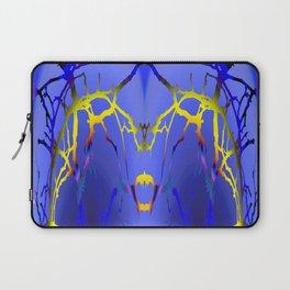 Alien Lightning Laptop Sleeve